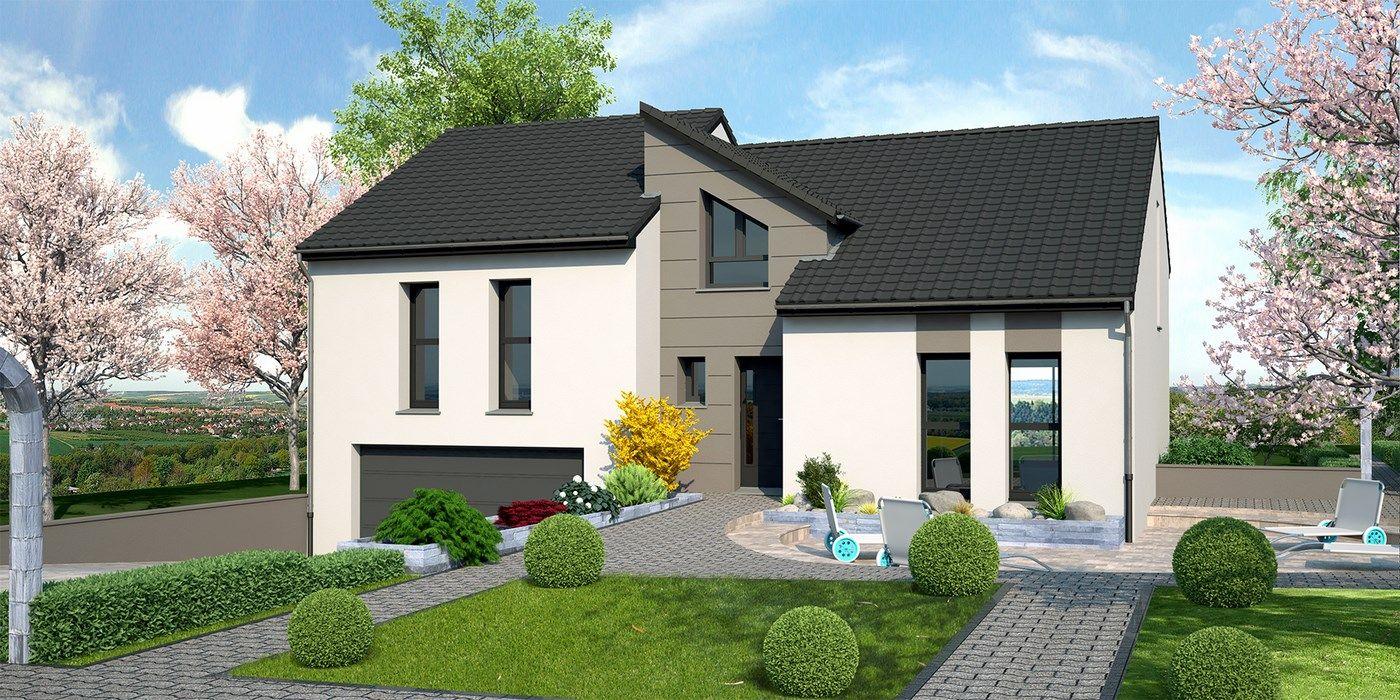 Maison à demi niveau Moselle, Meurthe et Moselle